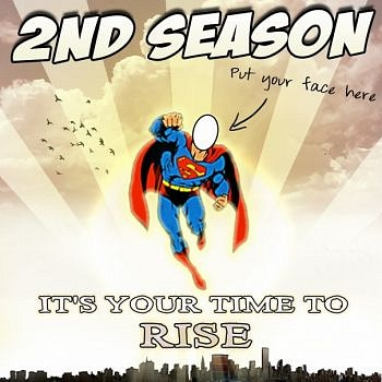 It's Your Time To Rise 2nd Season