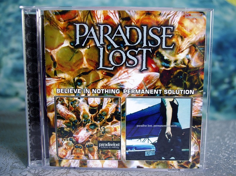 Permanent Solution Paradise Lost