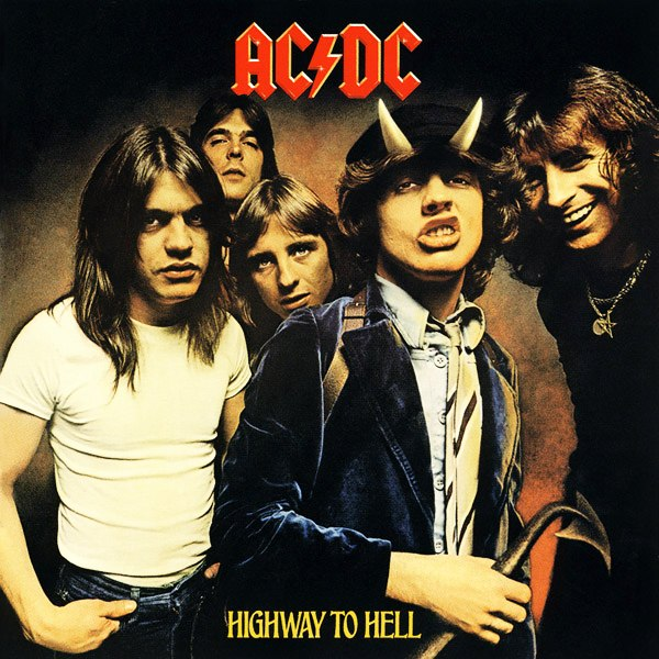 1979 - Highway To Hell AC/DC