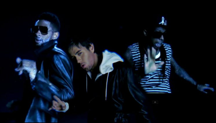 Dirty Dancer Enrique Iglesias feat. Usher, Lil Wayne & Nayer