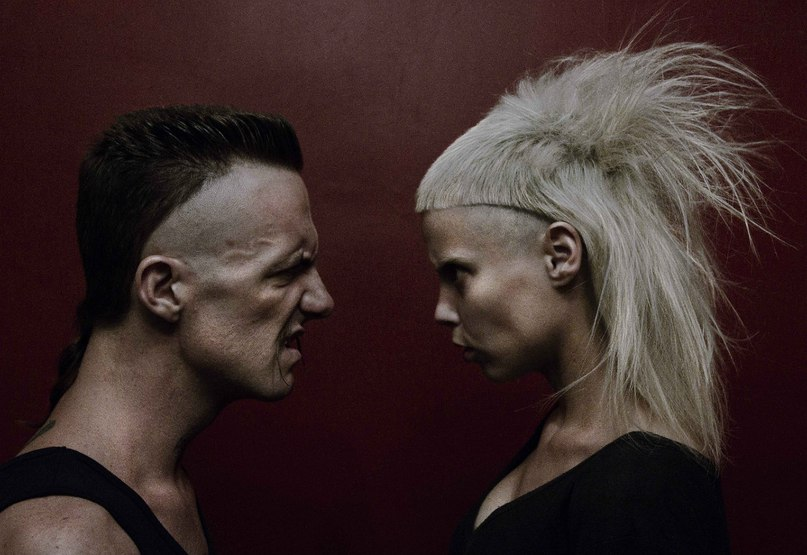 Baby's on fire Die Antwoord