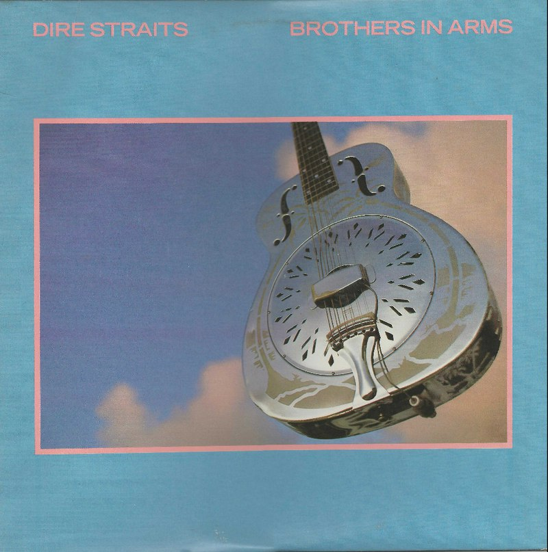 Six Blade Knife ( OST Desperado) Dire Straits