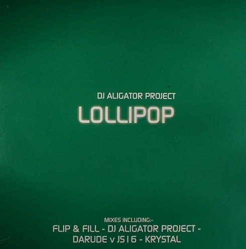 Lollipop DJ Aligator Project