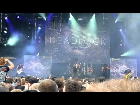 Deadlock - Earthlings (live) @ Summer Breeze Festival 2011