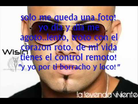 Don Omar ft Wisin y Yandel - Myspace (lyrics)