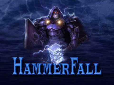 HammerFall - Head Over Heels (Accept Cover)