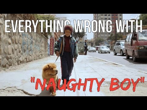 "Everything Wrong With Naughty Boy - ""La La La (feat. Sam Smith)"