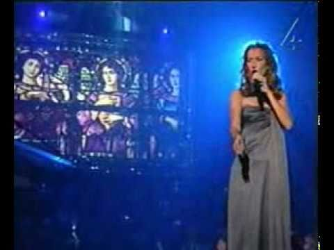 Celine Dion - Oh Holy Night LIVE
