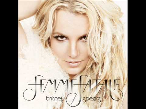 Britney Spears feat. Will.i.am - Big Fat Bass (Official Version) ('Femme Fatale') HQ with Lyrics