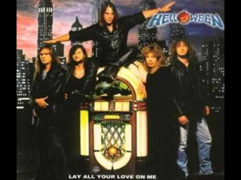 Helloween - Lay All Your Love On Me (ABBA Cover)