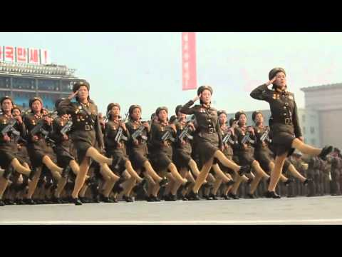 Red Alert - North Korean army (Frank Klepacki - Hell March)