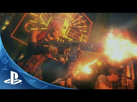 Call of Duty: Black Ops III - Shadows of Evil Zombies Reveal Trailer | PS4, PS3