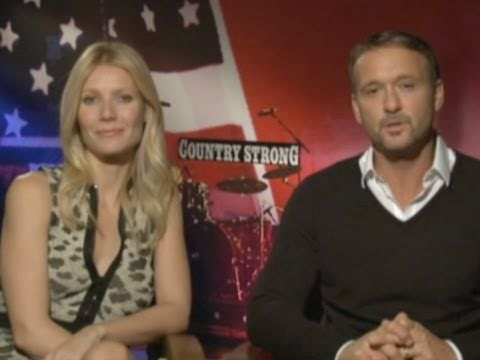 Gwyneth Paltrow & Tim McGraw