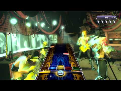 The Permanent Rain by The Dangerous Summer on Rock Band 3