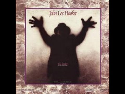JOHN LEE HOOKER - THE HEALER (FULL ALBUM)