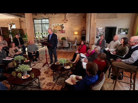 Glory Days Small Group Bible Study by Max Lucado - Session One