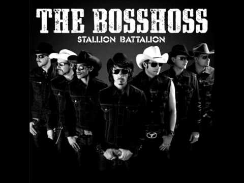 The Bosshoss - Free Love on a Free Love Free Way
