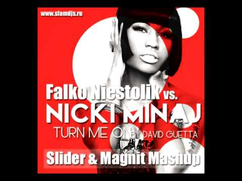 Falko Niestolik vs. David Guetta & Nicki Minaj - Push Me On (Slider & Magnit Mashup)