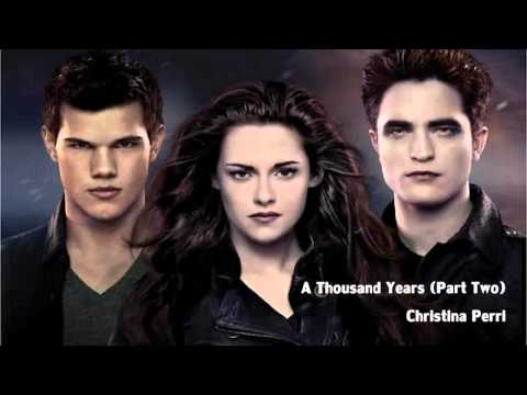 A Thousand Years Pt 2 - Christina Perri (feat. Steve Kazee) | Breaking Dawn Part 2