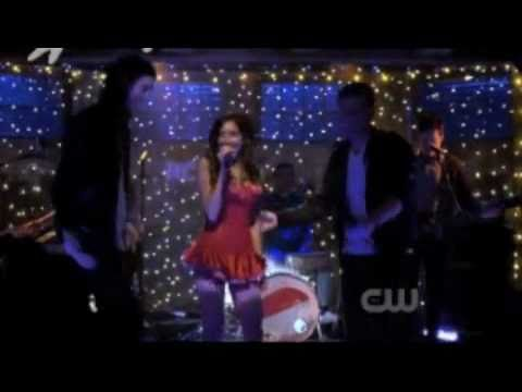3oh3! ft ashley tisdale-my first kiss (hellcats episode 13)