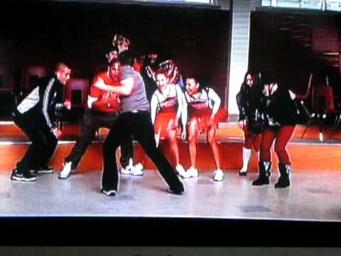 Glee- Bust a move