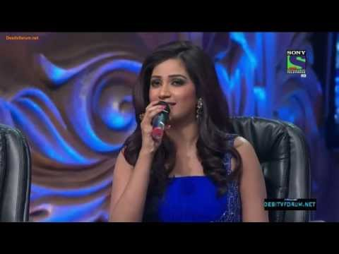 Sun Raha Hai Na live in IIJ by Shreya Ghoshal