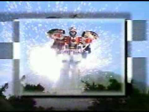 Mighty RAW - White Ranger Tiger Power Music Video