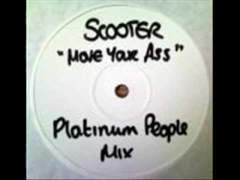 Scooter - Move Your Ass (Platinum People Mix)