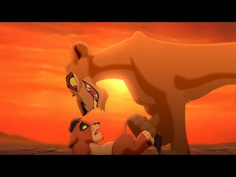 The Lion King II - My Lullaby (Russian version)