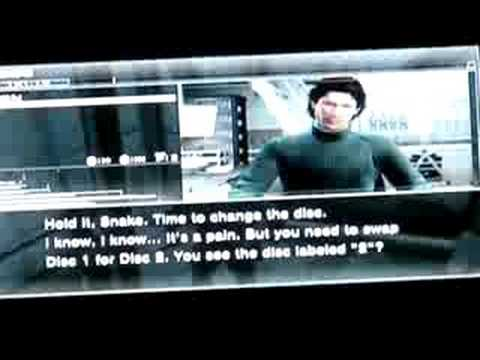 Funniest MGS4 Call