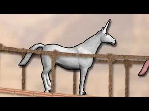 Charlie the unicorn, part 1 / Чарли Единорог, часть 1