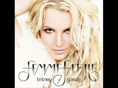 Britney Spears - Trouble For Me [OFFICIAL INSTRUMENTAL]