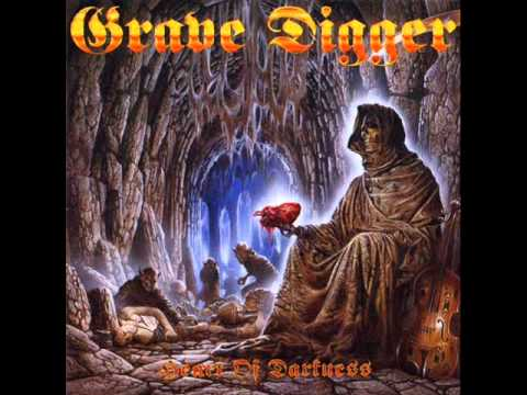 Grave Digger - Heart of Darkness (Full Album)