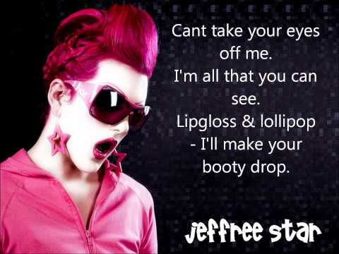 Jeffree Star ft. Nicki Minaj - Lollipop Luxury