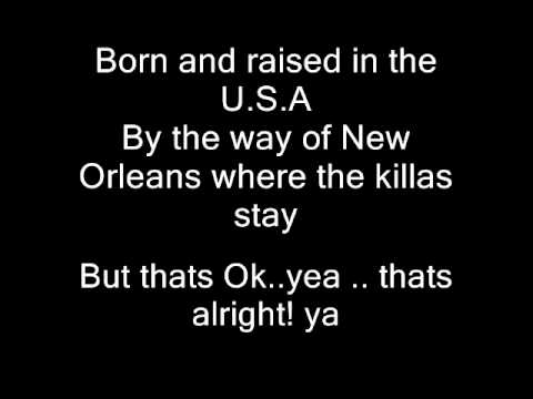 Lil Wayne ft. Shanell American Star lyrics