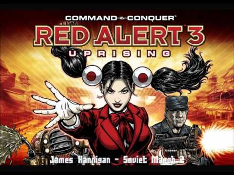 Red Alert 3 Uprising OST - Soviet March 2