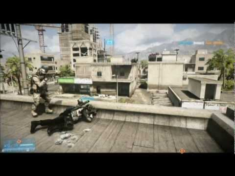 Battlefield 3 Mini films - Le NooB!