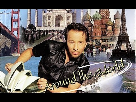 DJ BoBo - AROUND THE WORLD (Official Music Video)