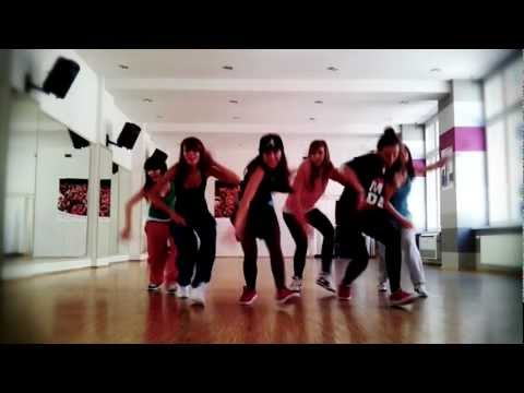 KASIA JUKOWSKA workshop Diana King - shy guy (dancehall mix)