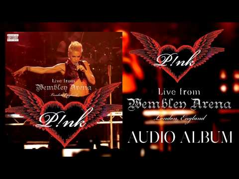 04 Who Knew - P!nk - Live from Wembley Arena, London, England (Audio) + DL link