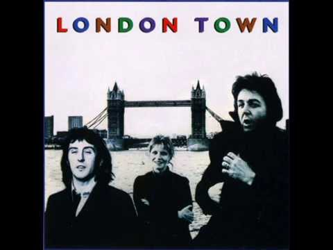 Paul McCartney & Wings - London Town (Full Album)