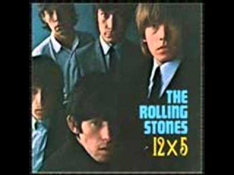 The Rolling Stones - Confessin' the Blues - 12x5
