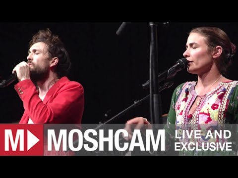 Edward Sharpe And The Magnetic Zeros - Give Me A Sign (Track 4 of 14) | Live in Sydney | Moshcam