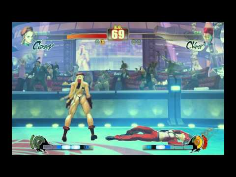 Street Fighter IV PC - BGM MOD: Europe (Cruise Ship Stern)