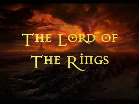Blind Guardian - The Lord of The Rings [Lyrics]