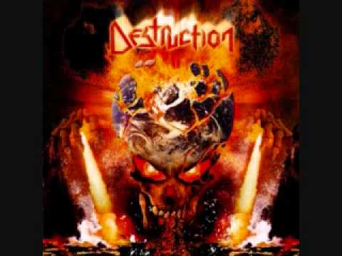 Destruction - Fuck the U.S.A. (The Exploited cover)