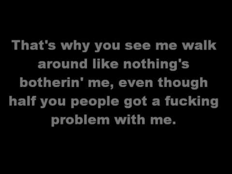 Eminem Feat. Nate Dogg - Till I Collapse (Lyrics)