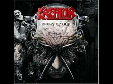 Kreator Voices of the Dead studio