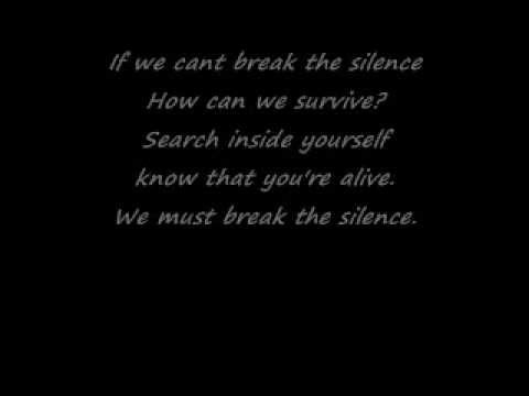 Killswitch Engage - Break the Silence