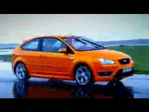 Ford Focus ST - Top Gear - BBC